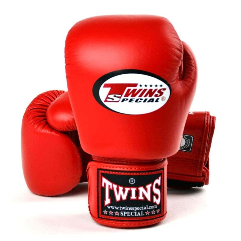 Twins BGVL3 Red Boxing Gloves