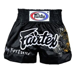 Fairtex My Fortune black shorts