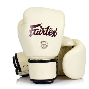 Fairtex Khaki Muay Thai Gloves
