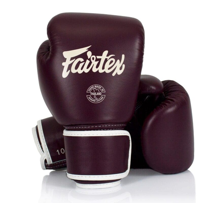 Fairtex Maroon Muay Thai Gloves