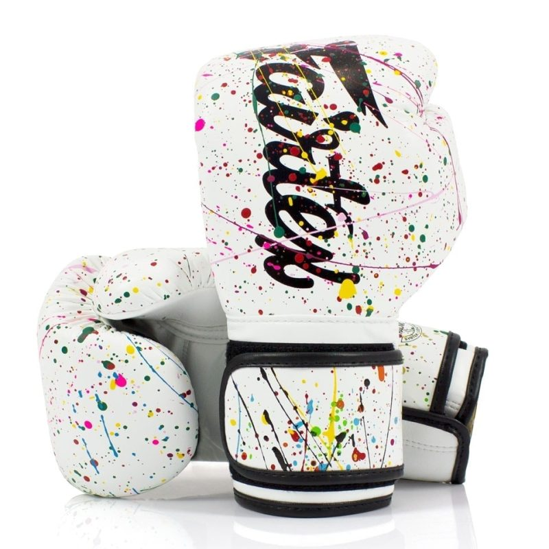Fairtex The Painter Limited Edition Boxing Gloves