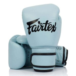 Fairtex Pastel Blue Muay Thai Gloves