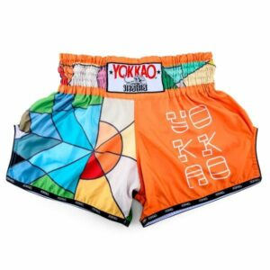 YOKKAO Good Vibes shorts