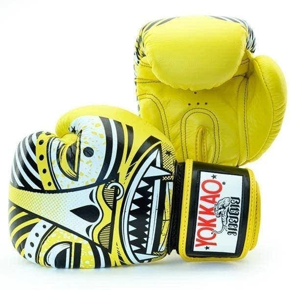 YOKKAO Mayan Boxing Gloves