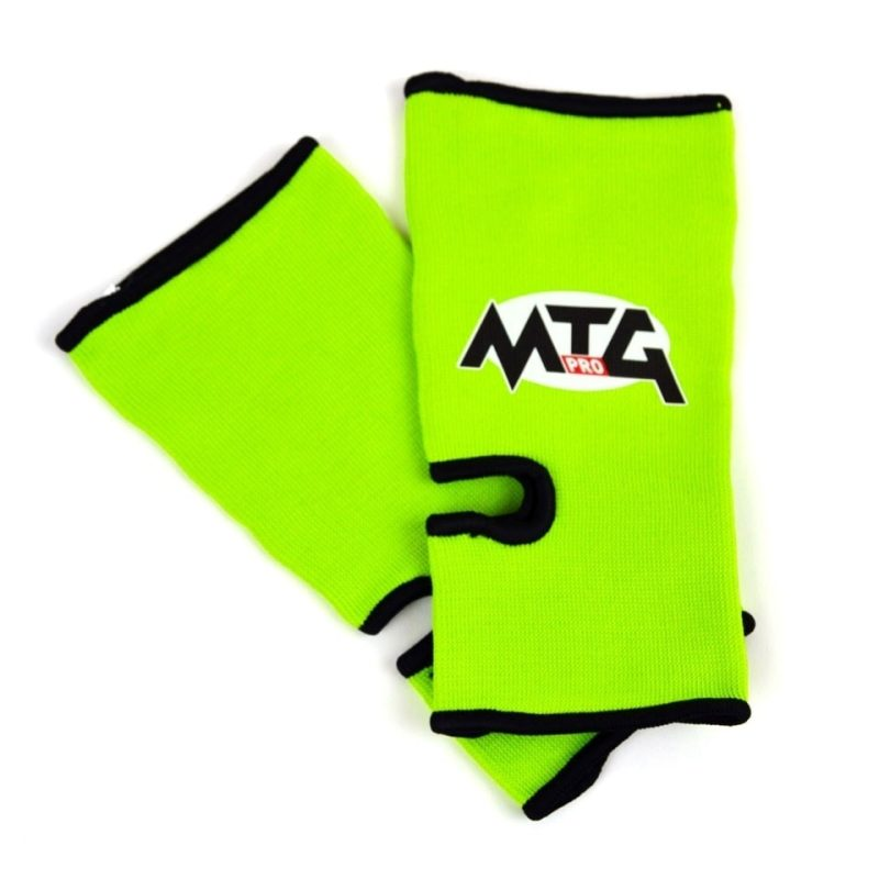 MTG Pro Lime Green Ankle Supports