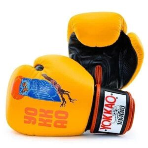 YOKKAO Nightwalker Boxing Gloves