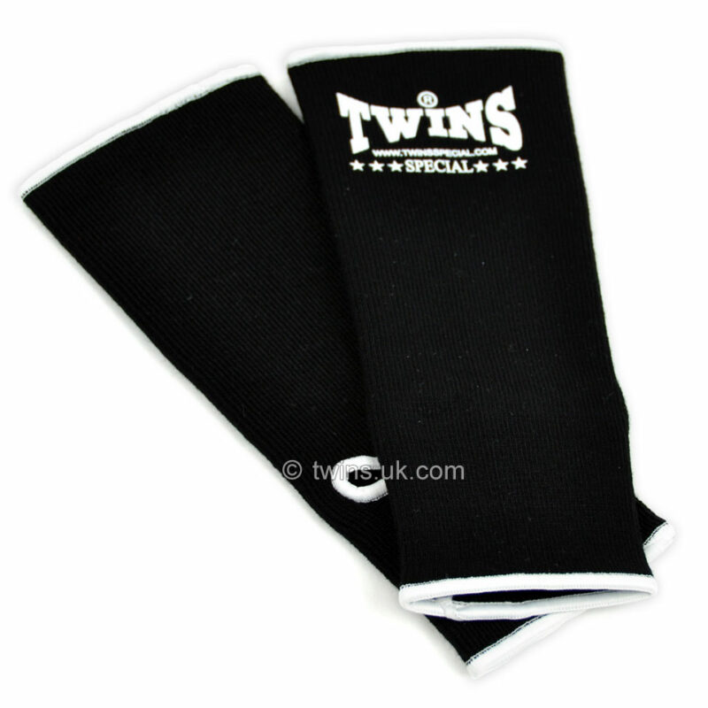 Twins Black Ankle Supports