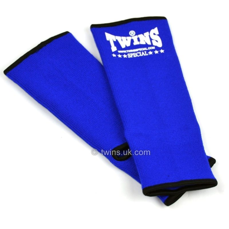 Twins Blue Ankle Supports