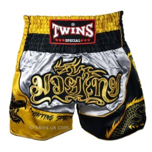 Twins Dragon shorts