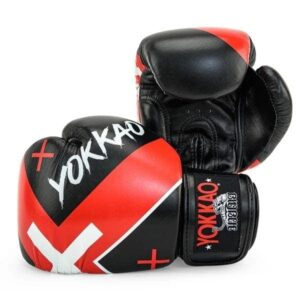 YOKKAO X Black Boxing Gloves