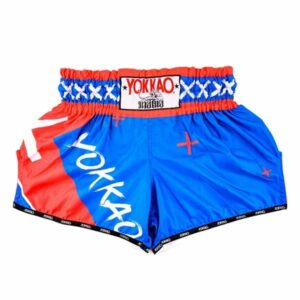 YOKKAO X-Blue shorts