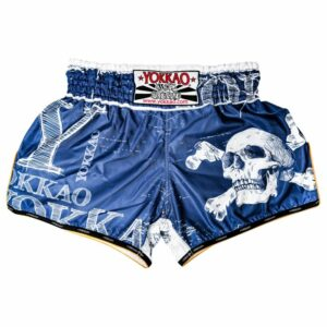 YOKKAO Carbonfit Skullz shorts