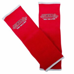 YOKKAO Red Ankle Guards Support