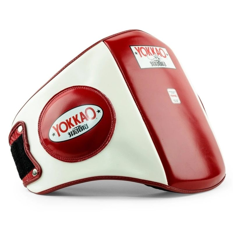 YOKKAO Red & White Belly Pad
