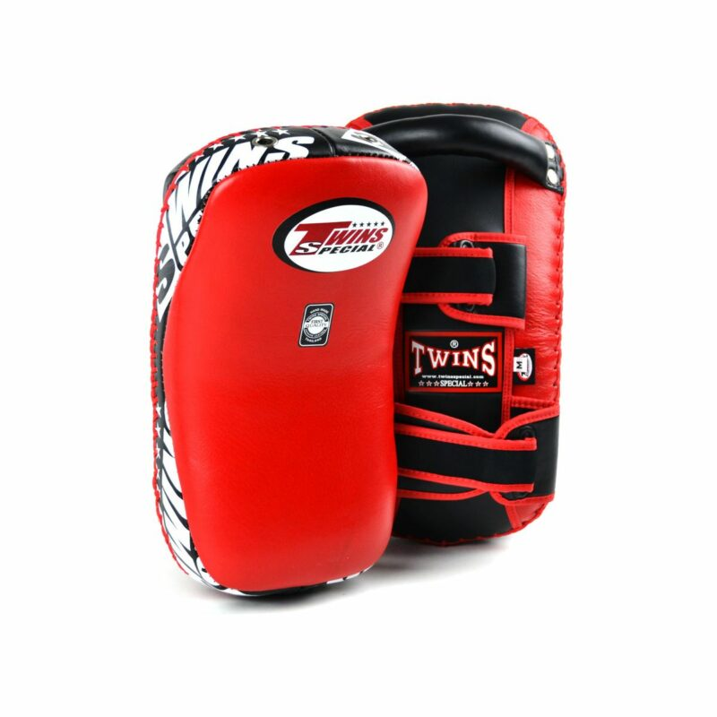 Twins red Thai pads