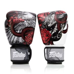 Fairtex Beauty of Survival gloves