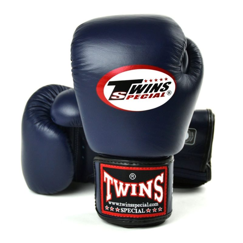 Twins Navy boxing gloves