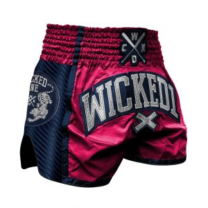 WICKED1 Carbon Muay Thai Shorts