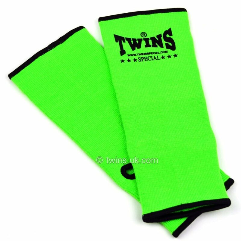 Twins AG1 Lime Green Ankle Supports